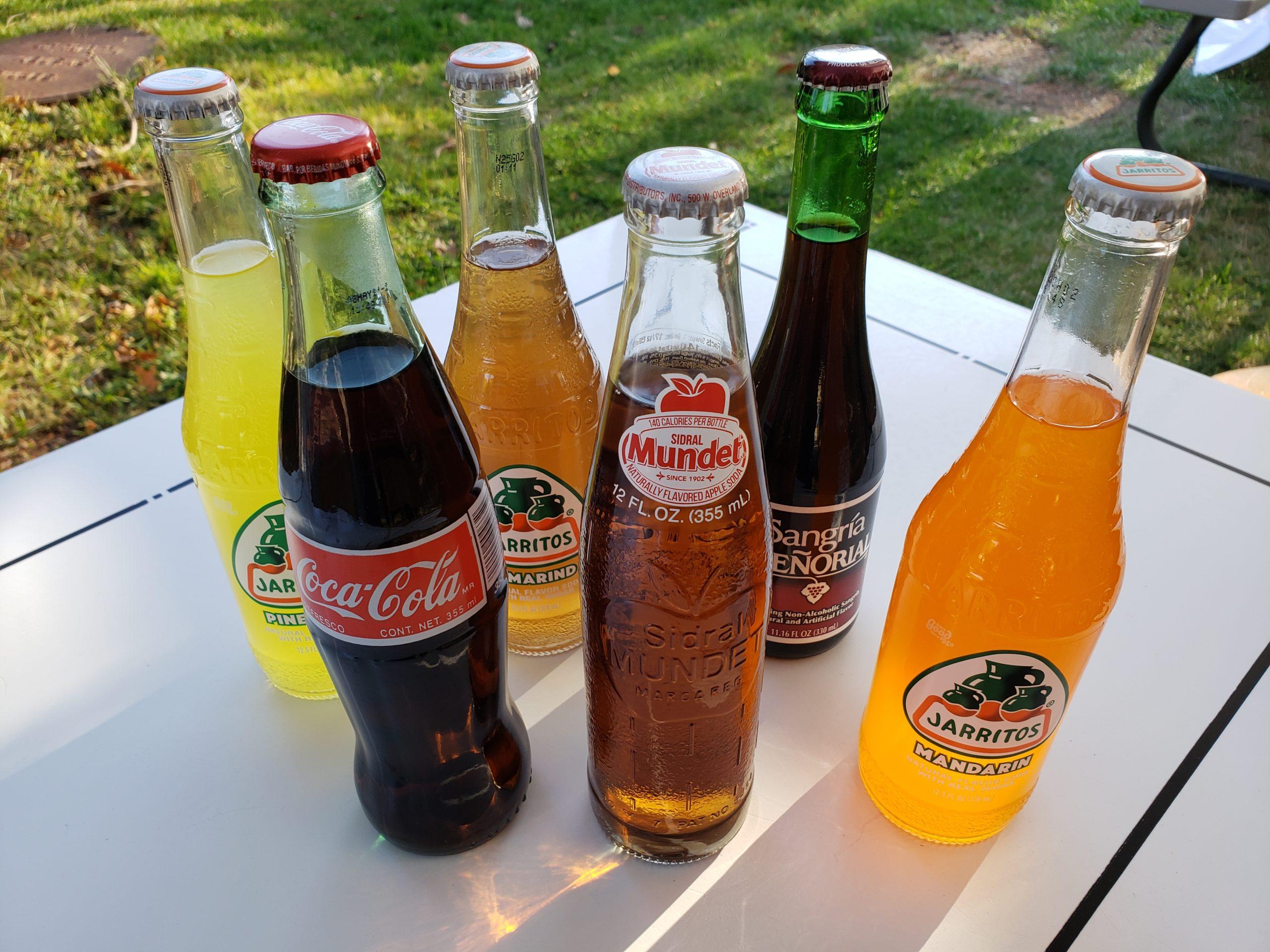 Country Dream soda